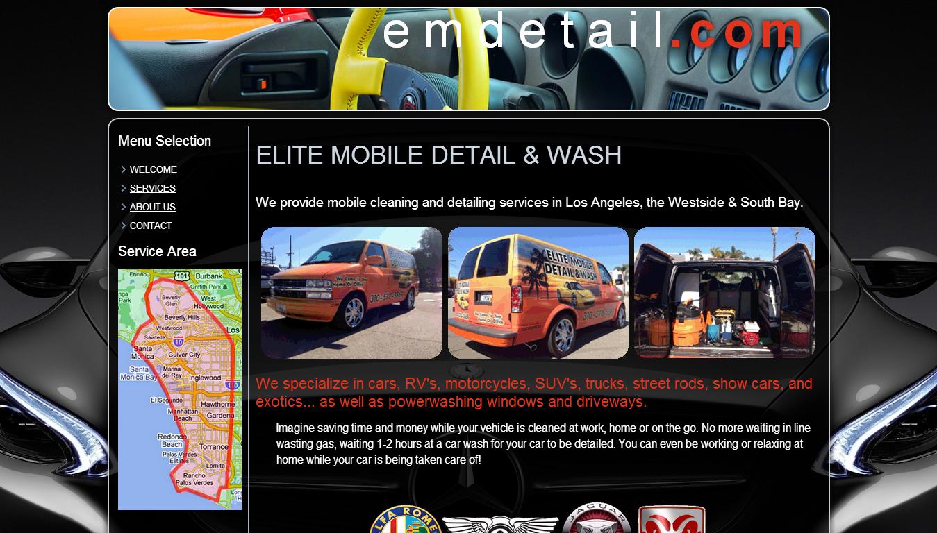 Elite Mobile Detail & Wash
